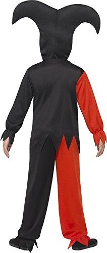 Imagen de smiffy 's hombres de halloween disfraz de bufón trenzado tamaño mediano  alternativa