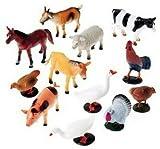 #10: ROTLE Farm Animal Set(9710/12)
