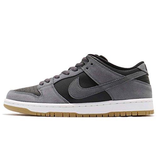 best website d33f2 26aa6 Nike SB Dunk Low TRD, Chaussures de Skateboard Homme, Multicolore Dark  Grey Black