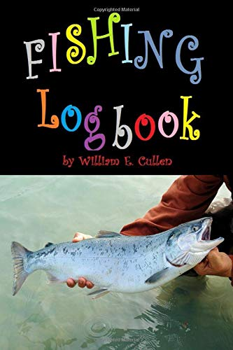 Fishing Logbook: 6 x 9 inch 120 Pages -