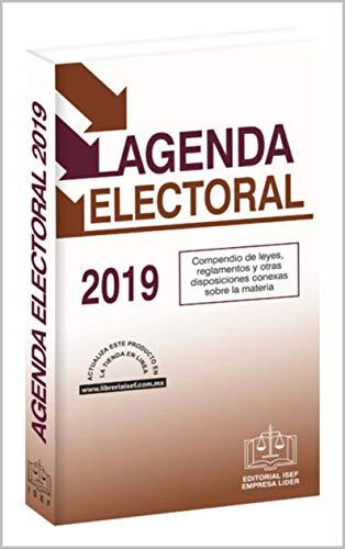 AGENDA ELECTORAL 2019 eBook: Ediciones Fiscales ISEF: Amazon ...