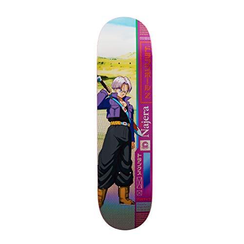 Primitive Najera Trunks 8.25 Inch Skateboard Deck 8.25 inch Multi (Primitive Skateboards-deck)