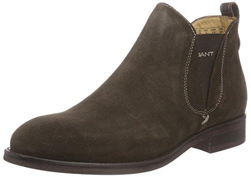 Gant - Avery, Stivaletti Donna Marrone (Braun (dark brown  G46))