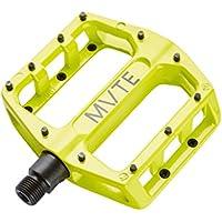 MVTE Reach - Pédales - jaune 2016 pedales vtt
