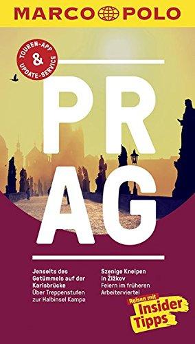 Preisvergleich Produktbild MARCO POLO Reiseführer Prag: Reisen mit Insider-Tipps. Inkl. kostenloser Touren-App und Event&News