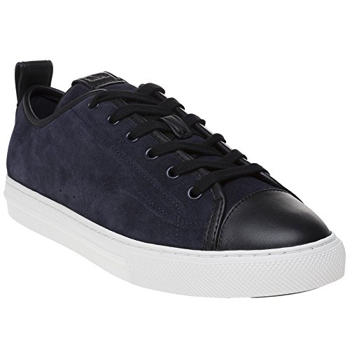 Coach Mm Cap Toe C121 Herren Sneaker Schwarz