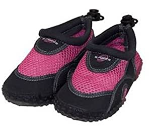 Gul Childs & Adults GForce Reef Gripper Aqua Shoes Pink Child Size 1