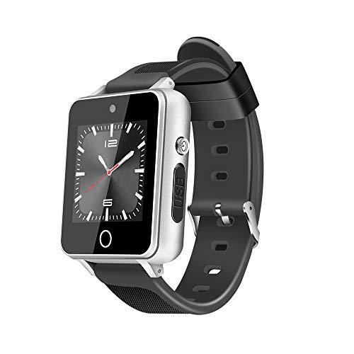 Jiameng smartwatches - smartwatch s92 gsm 1g + 16g quad core android 5.1 con fotocamera da 5.0 mp utilizzare wifi orologio smart quad-core 1g + 16g grigio argento