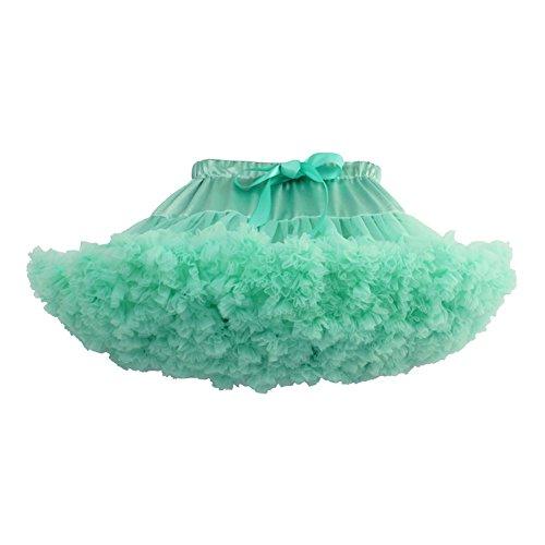 Jupe Tulle Courte Femme Mini Jupe Danse De Ballet Tutu En Tulle Jupe Courte lac bleu
