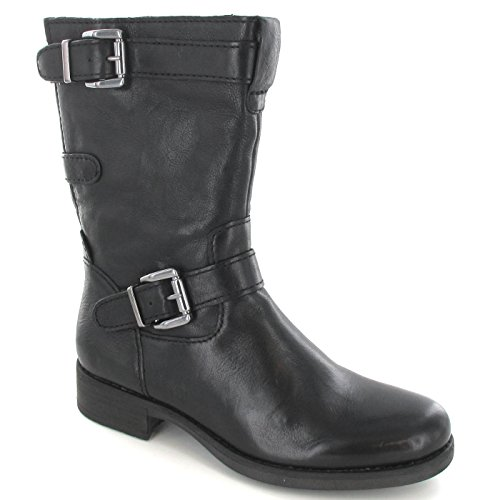Gabor Cielo Ladies Stivaletti Nero 3 BLACK