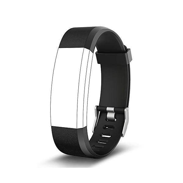 endubro Pulsera Repuesto para Fitness Tracker ID115 HR Plus & Muchos Otros Modelos 1