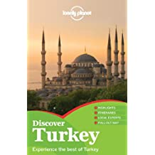 Lonely Planet Discover Turkey [With Map] (Discover Guides)