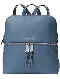 Michael Kors - Bolso mochila  para mujer azul Denim