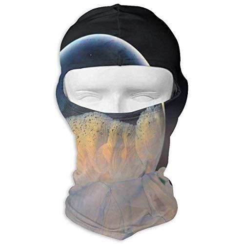 Hoklcvd Balaclava Frozen in A Bubble Full Face Masks Ski Sports Cap Motorcycle Neck Hood Design11