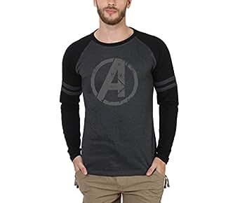 Marvel Men's Cotton T-Shirt (Medium)