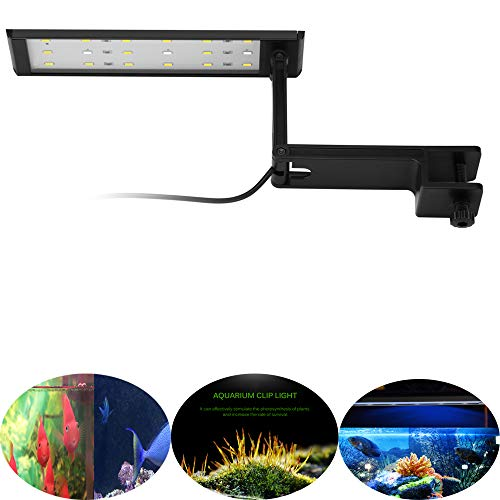 Novelty Lighting Careful Ultra Thin High Power X3 High Brightness Aquarium Fish Tank 5730 Led Light Energy-saving Lamp Decorative Light Home Fish Lamp
