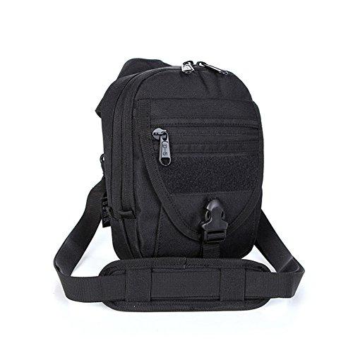 Borsa pendolare piccolo all'aperto all'aperto/ versatile borsa a tracolla/ amanti portano una piccola borsa-A E