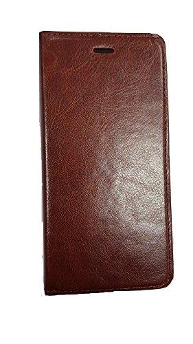Executive Étui en cuir avec porte-cartes pour Apple iPhone 6Marron de haute qualité.