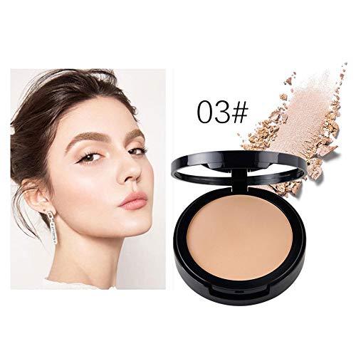 Motto.h Puder zur Korrektur von Teint, Feuchtigkeits- und Trockenöl, absorbiert sanft das Öl, Reparaturpulver für Make-up
