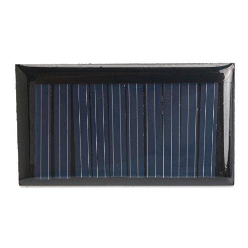 dDanke 30mA 5V 53* 30mm Micro Mini Power Solar Zellen 1ohne Kabel für Solarzellen Power-solarzellen