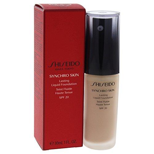 Shiseido Synchro Skin Base Maquillaje Tono