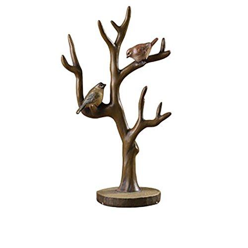 NQ-ChongTian Kleine Verzierungen, kreative Umweltschutz-Niederlassungen Schmucksache-Rahmen-Dekoration, amerikanische Kunstfertigkeit-empfindliche Frisierkommode-Speicher-Art-Elegante Dekoration 33 *