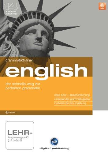 Interaktive Sprachreise 14: Grammatiktrainer Englisch