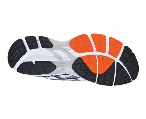 Asics  Gel Blade 3, Chaussures de course pour homme blanc EU Blanc