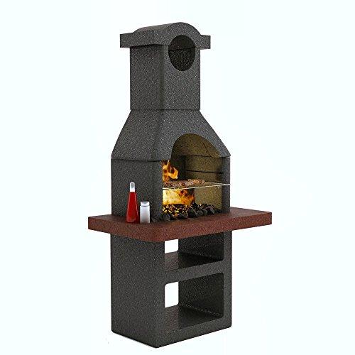 Landmann Salerno Masonry Garden Barbecue - 11712