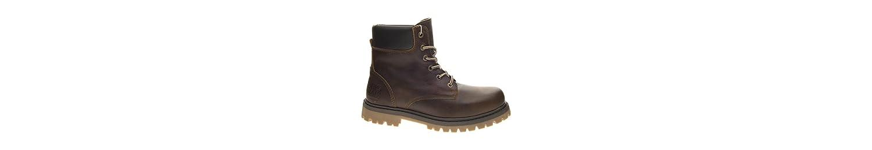 JACK & JONES Jj Nelson Boot - Zapatillas de Piel para hombre Marrón marrón -