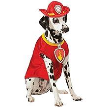 Disfraz de Marshall Patrulla Canina para perro