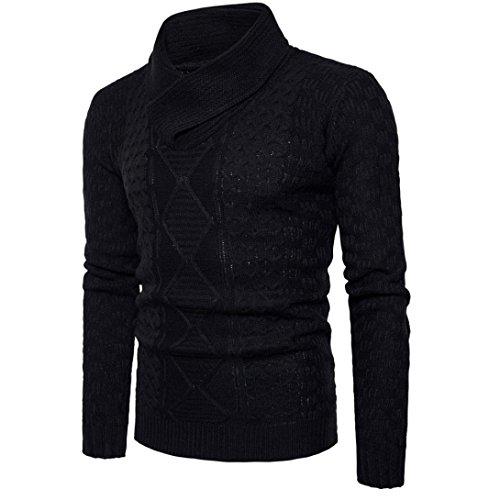 Blend Sales Herren Kapuzenpullover Hoodie Pullover Mit Kapuze Cross-Over-Kragen Und Fleece-Innenseite 5