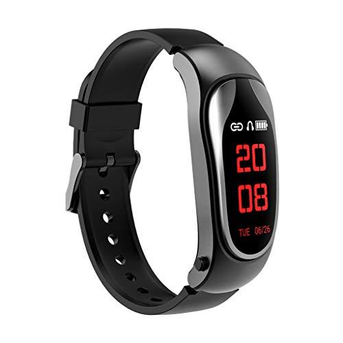 Multifunktions FarbTouch Bluetooth Smart Sportuhr,Sportdaten-Tracker,Blutsauerstoff-Überwachung,GPS-Anti-Lost,Social Sharing,Informationsabfrage,IP67Wasserdicht,Kompatibel mit iOS Android-Geräten