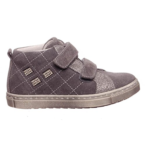 Balocchi Alex bambina, pelle scamosciata, sneaker bassa, 26 EU