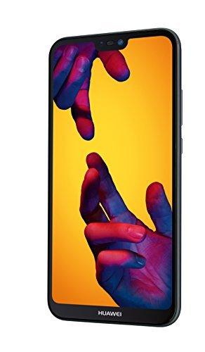 Huawei P20 Lite + Bon d'achat de 50€ offert sur amazon.fr - Smartphone portable débloqué 4G (Ecran : 5,84 pouces - 64 Go - Double Nano-SIM - Android) Noir [Version française]