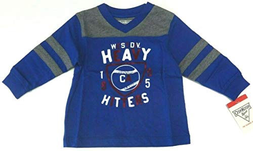 OshKosh B'Gosh Langarmshirt 68 74 80 86 blau grau Junge USA Size 9 18 24 Month Baseball (80) Oshkosh Usa-sweatshirt