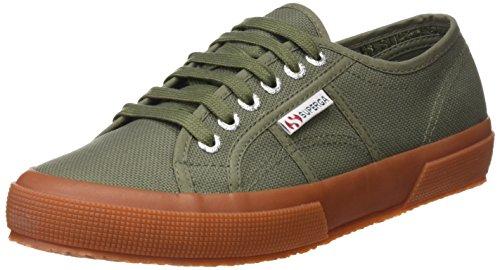 Superga 2750 Classic Sneakers Unisex, Grün (Sherwood Gum), 39.5 EU