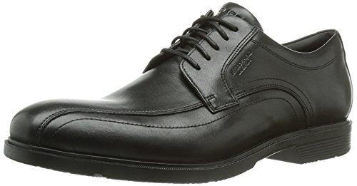 Rockport CS Bike Toe WP, Chaussures de ville homme Noir