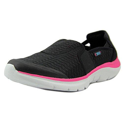 easy-spirit-myles-women-us-8-black-walking-shoe-uk-65