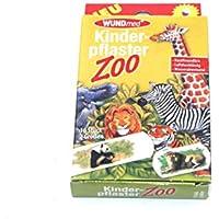 WUNDmed Kinderpflaster Zoo 10 Stück wasserabweisend preisvergleich bei billige-tabletten.eu