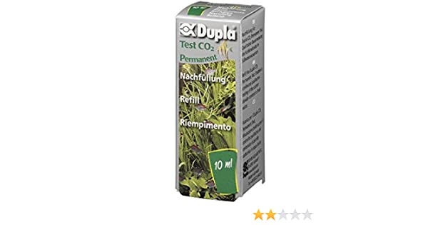 Dupla 80415/CO2/Permanent Test Ricarica