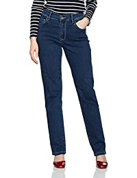 Pioneer Betty - Jean straight (coupe droite, jambe droite) - Droit - Femme