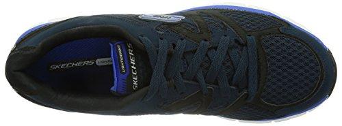 Skechers Agility Ultimate Victory Herren Sneakers Blau (nvbl)