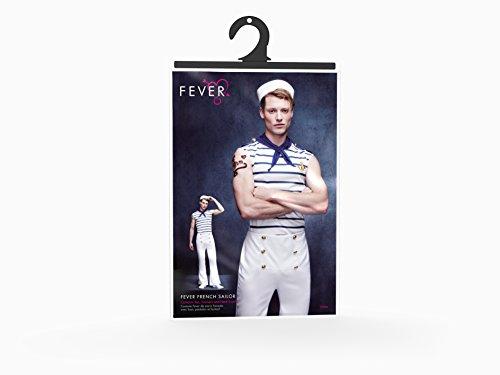 SMIFFYS Costume Fever da marinaio francese 93a27c48c2e5