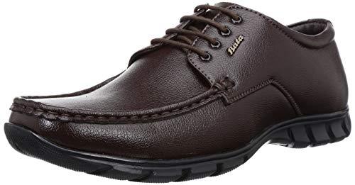 BATA Men's Remo M1 Brown Formal Shoes-8 UK (42 EU) (8214982)