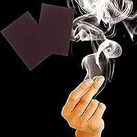 MAJGLGE - Hell's Smoke, trucco magico per fare fumo con le dita, strumento scenico
