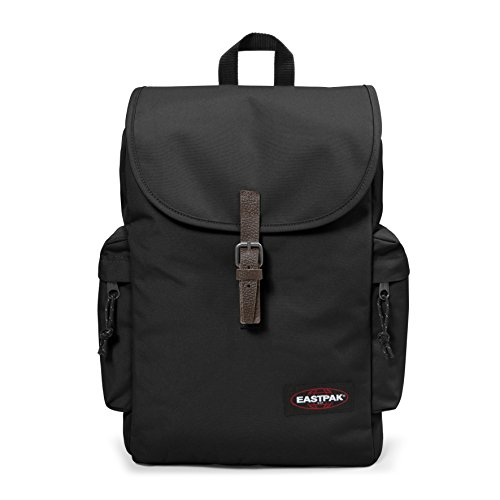 Eastpak Austin, Zaino Casual Unisex, Nero (Black), 18 liters, Taglia Unica (42 centimeters)