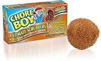 Chore Boy Copper Scouring Pad 8 Count