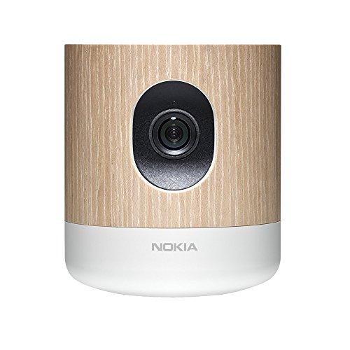 Nokia health WBP02-All-Inter Videocamera di Sorveglianza con Sistema di Controllo, Beige