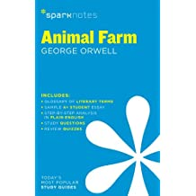 Animal farm by George Orwell (SparkNotes Literature Guide)